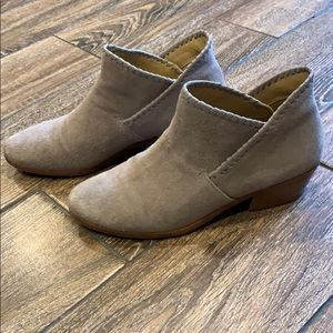 Jack Rogers Slip On Booties